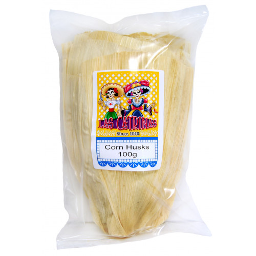 Totomoxtle Corn Husks 100g approx.