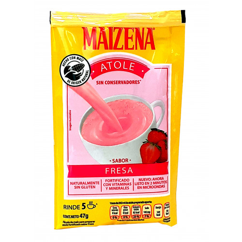 Maizena Strawberry 47g