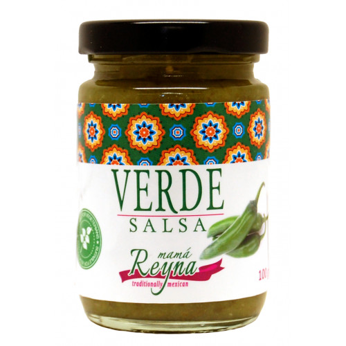 Mama Reyna Salsa Verde 100g