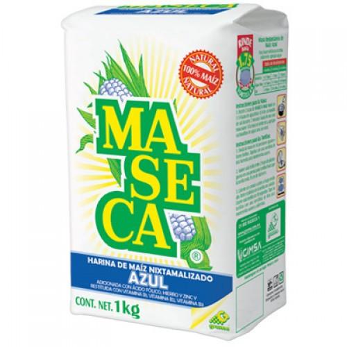 Maseca Blue 10 x 1kg Case