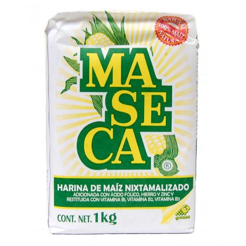 Maseca White 10 x 1kg Case