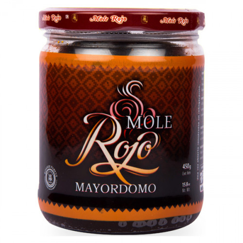 Mayordomo Mole Red 12x460g Case