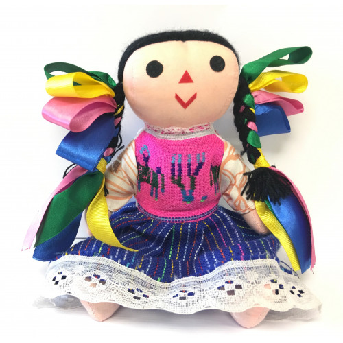 Mazahua Doll (Medium)