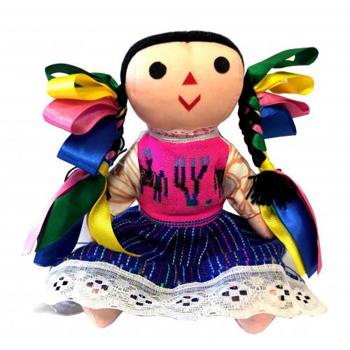 Jumbo Mazahua Doll