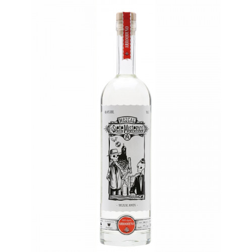 Mezcal 7 Misterios Arroqueno 700ml