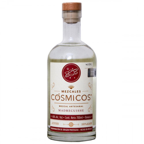 Mezcales Cosmicos Madrecuishe 700ml