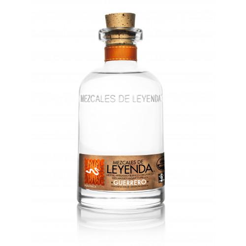 Mezcales de Leyenda Guerrero 700ml