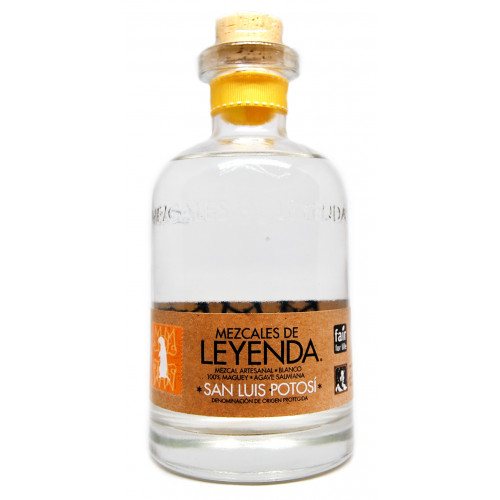 Mezcales de Leyenda San Luis Potosi 700ml