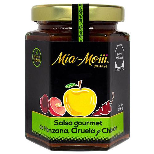 Mia Moiii Apple Plum Chipotle Sauce 200g