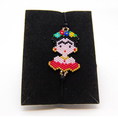 Mini Frida Kahlo Bracelet
