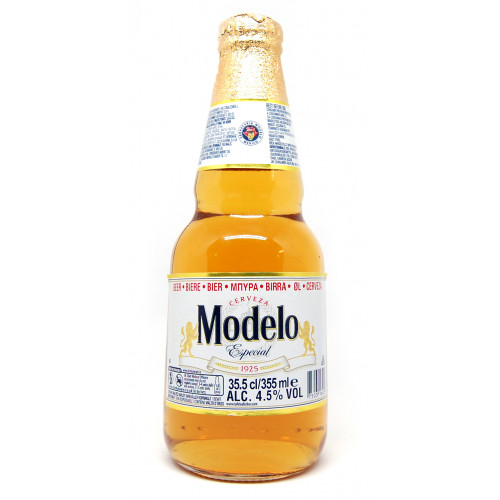 Modelo Especial Beer 24x355ml Case