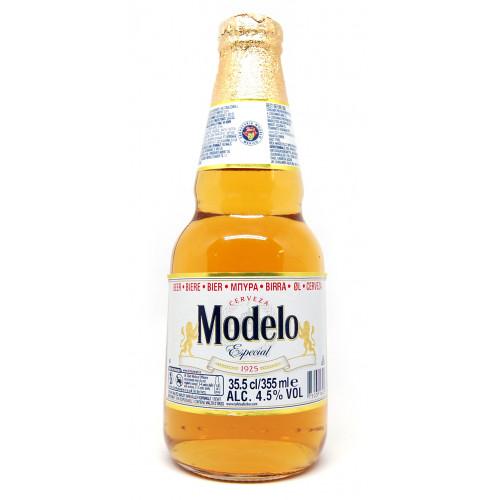 Modelo Especial Beer 24x355ml Case