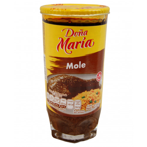 Dona Maria Mole Brown 24x235g Case
