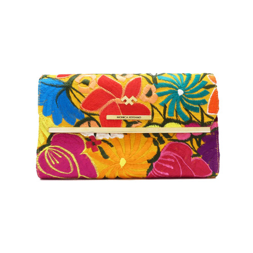 Monica Xerrano - Clutch Bag