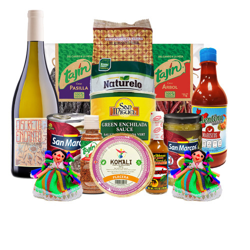 Mother's Day Hamper with Wine