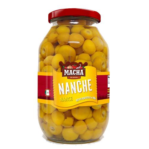 Macha Nanche Fruit in Brine 12 x 908g