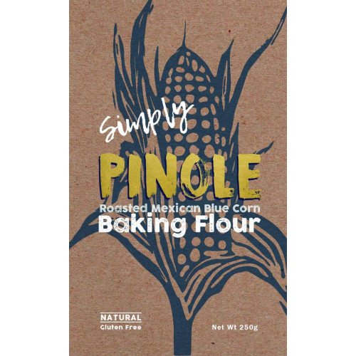 Pinole Blue Corn Baking Flour 0.55lb