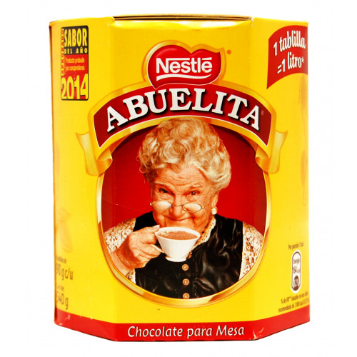 Abuelita Chocolate 24x540g Case