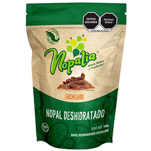 Nopalia Dehydrated Nopal With Chilli 900g