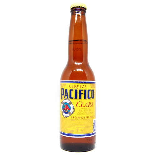 Pacifico Beer 24x355ml Case