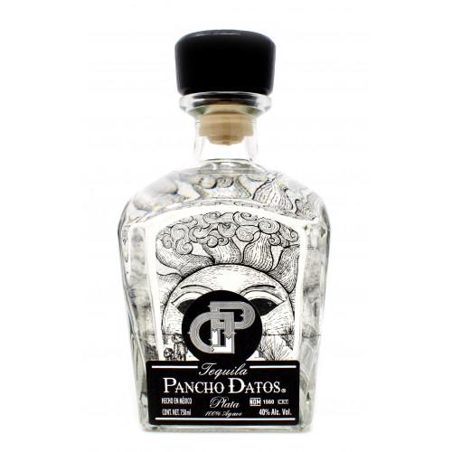 Panchos Datos Tequila Plata 700ml