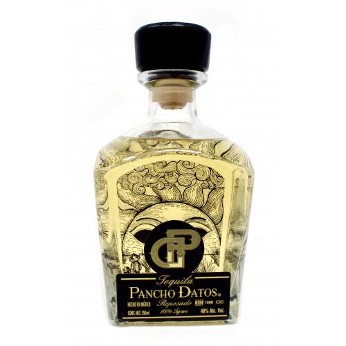 Pancho Datos Tequila Reposado 700ml