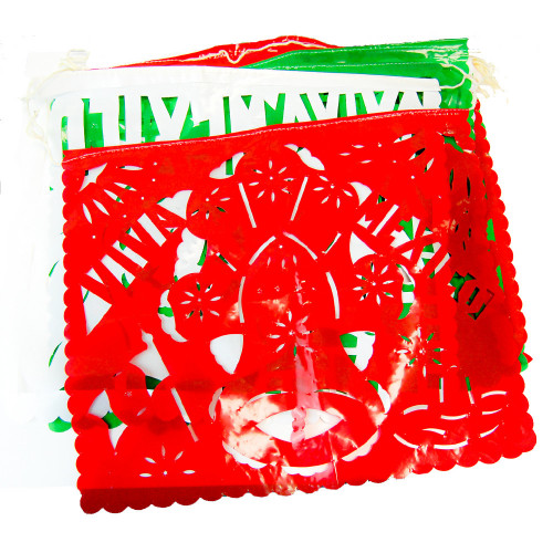 Papel Picado Independence 50 sheets (45 x 35 cm)