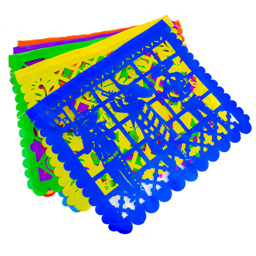 Papel Picado Rodeo (45 x 35 cm)