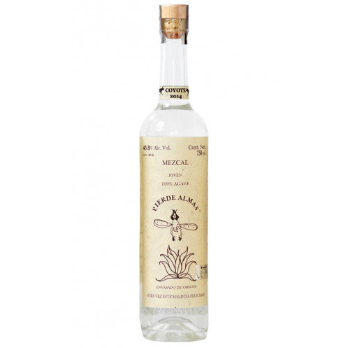 Pierde Almas Coyote Mezcal 700ml