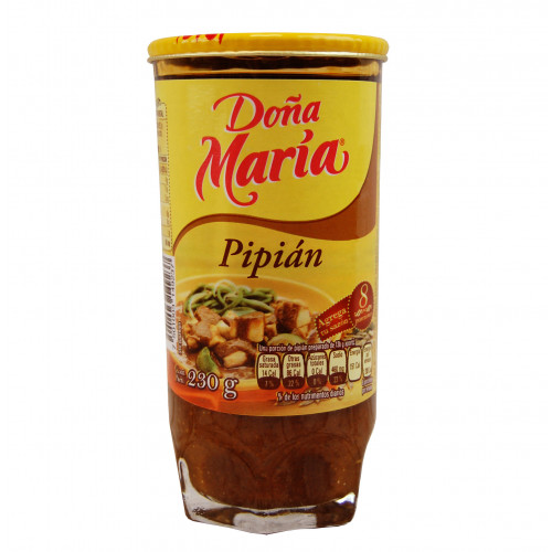 Dona Maria Mole Pipian 235gr