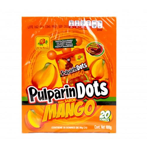 Pulparindots Mango 16 x 600g