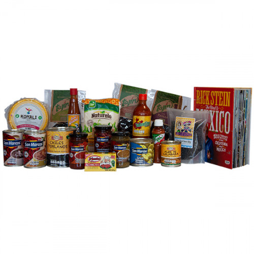 The Road to Mexico Book Cooking Kit