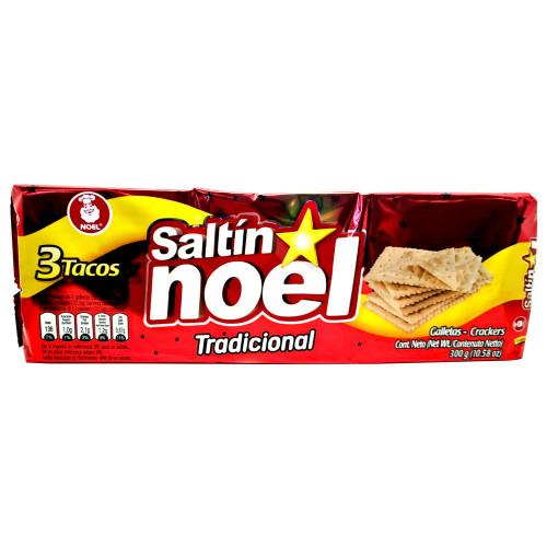 Noel Saltin Traditional crackers 38g