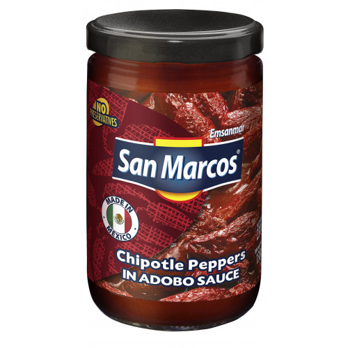 San Marcos Chipotle in Adobo 6x230g Case