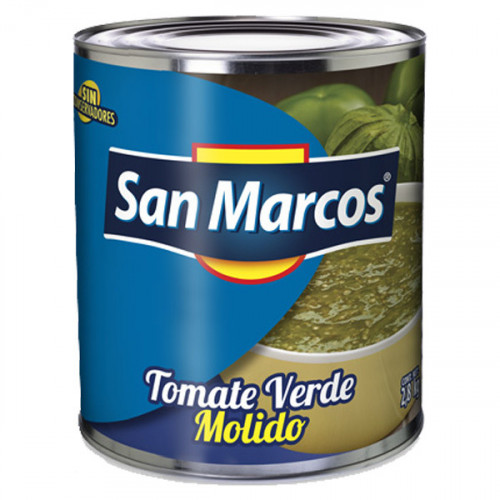San Marcos Crushed Tomatillo 2.8 kg