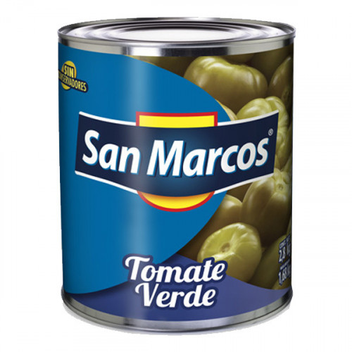 San Marcos Whole Tomatillo 2.8kg
