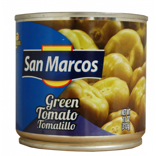 San Marcos Tomatillo Whole 12x380g Case