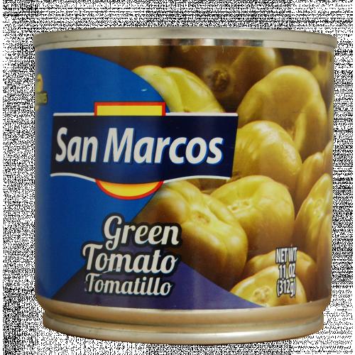 San Marcos Tomatillo Whole 12x380g Case