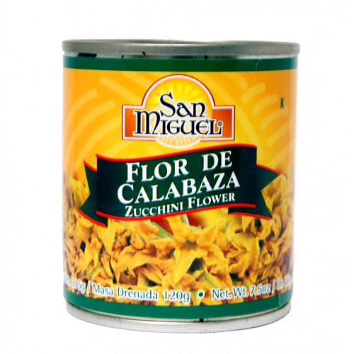 San Miguel Flor de Calabaza 24x215g Case