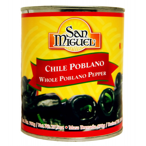 San Miguel Poblano Whole 780g