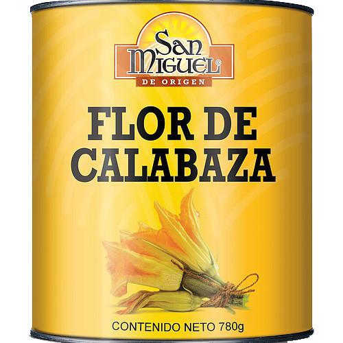 San Miguel Flor de Calabaza 12x780g Case