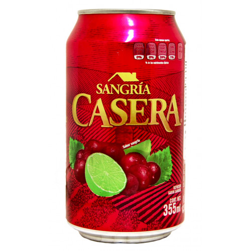 Sangria Senorial 355ml