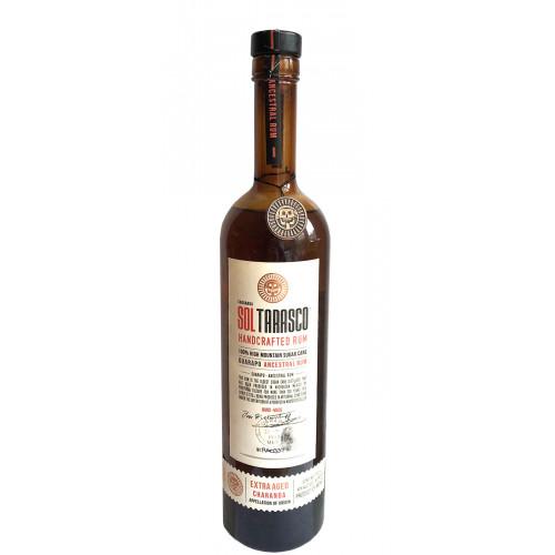 Charanda Sol Tarasco Extra Aged Rum 700ml 40%