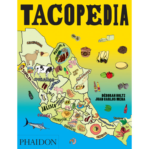 Tacopedia - The Taco Encyclopedia