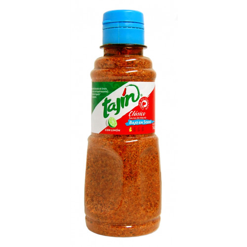 Tajin Low Sodium Chilli and Lime Seasoning 142g