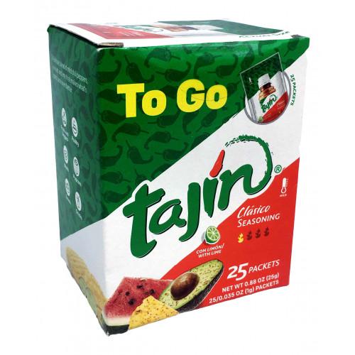 Tajin To Go 25 sachet