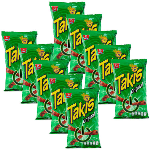 Takis Original 56g 10 for £10
