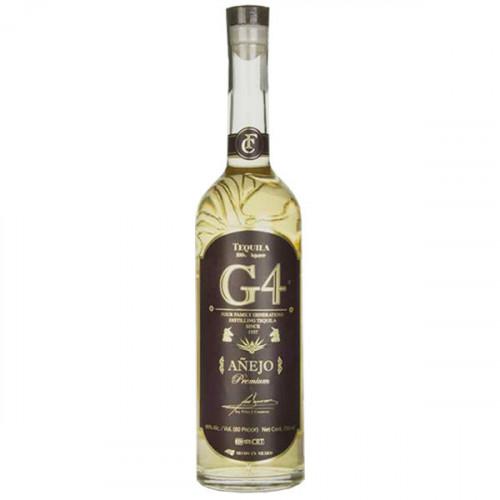 G4 Tequila Anejo 700ml 40%