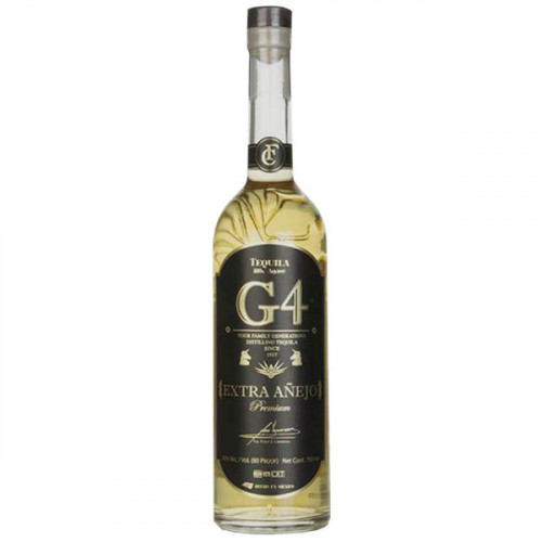 G4 Tequila Extra Anejo 700ml 40%