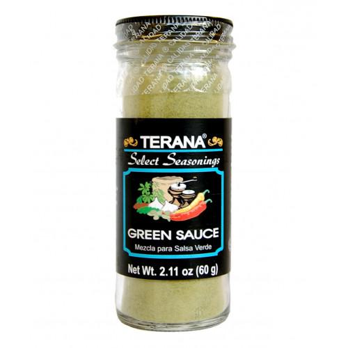 Terana Mexican green sauce spice 60g